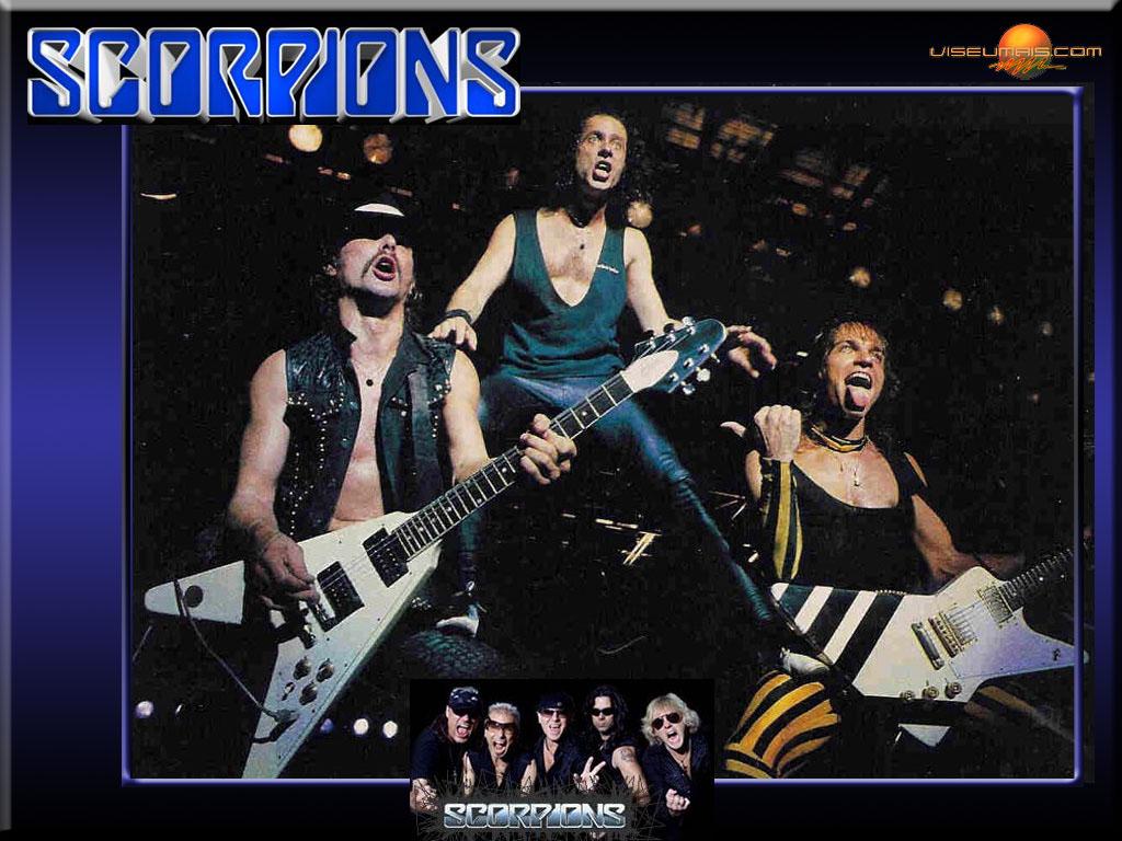 Scorpions band album - photo#23
