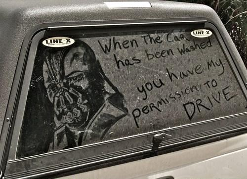 bane dirty car.jpeg